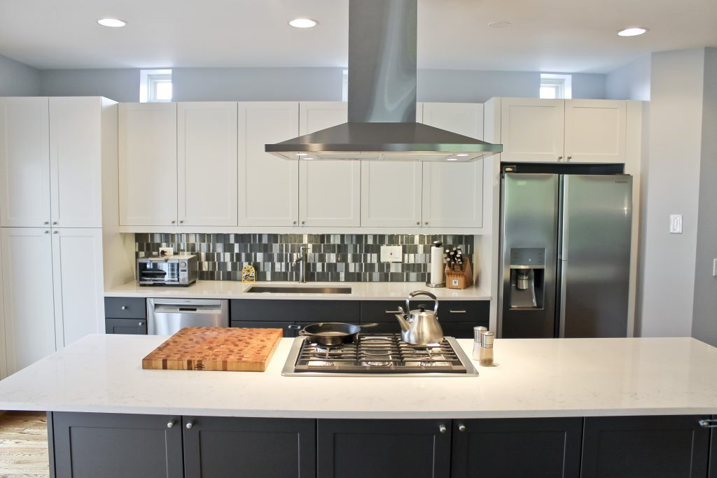 Kitchen Remodeling In Chicago Chicago Interior Exterior Painting Project Photo Galleries