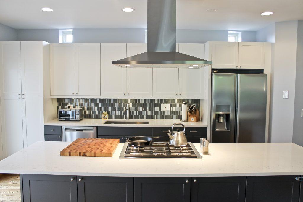 chicago kitchen with island