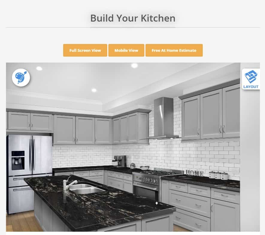 Build Your Kitchen With 48 Remodeling's New Design App 48 Remodeling Stunning Interior Design Technology Remodelling