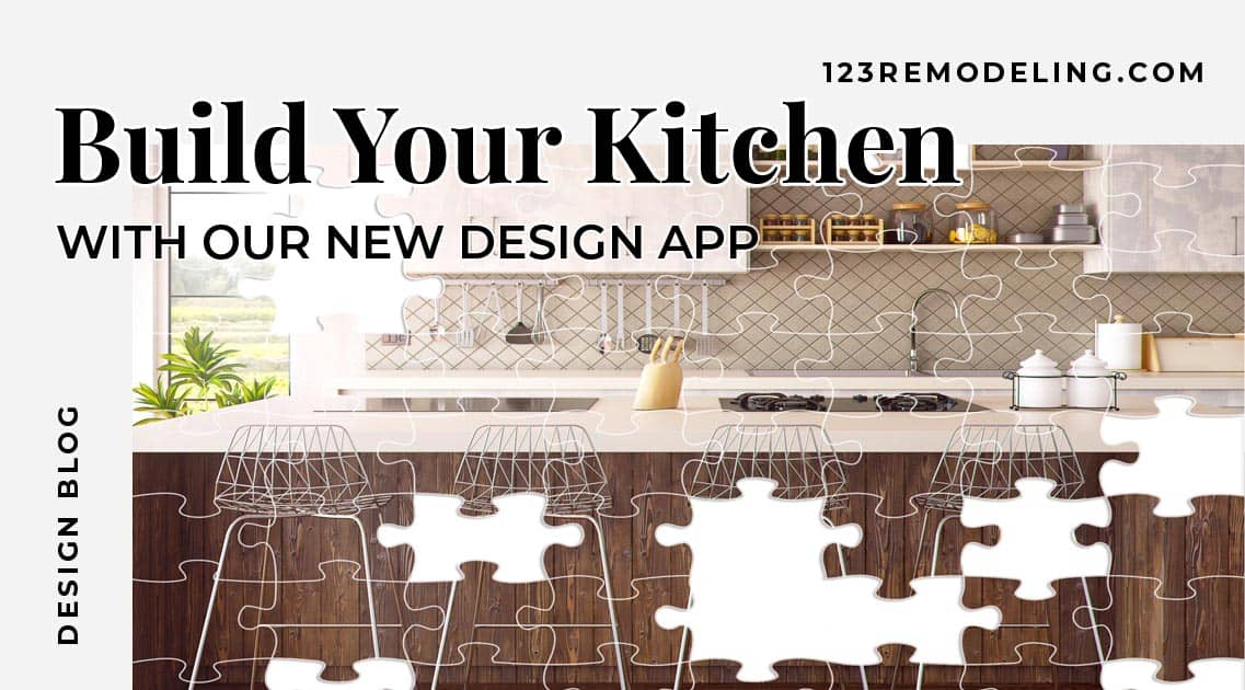 Build Your Kitchen With 48 Remodeling's New Design App 48 Remodeling New Interior Design Technology Remodelling