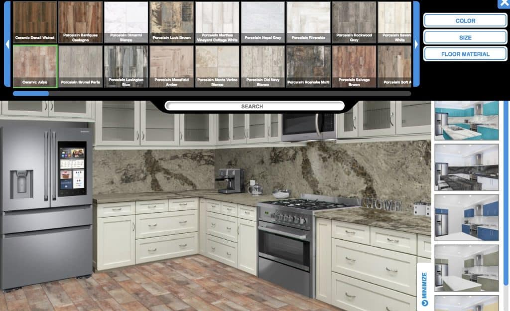 Outstanding Build Your Kitchen With 123 Remodelings New Design App Home Interior And Landscaping Eliaenasavecom