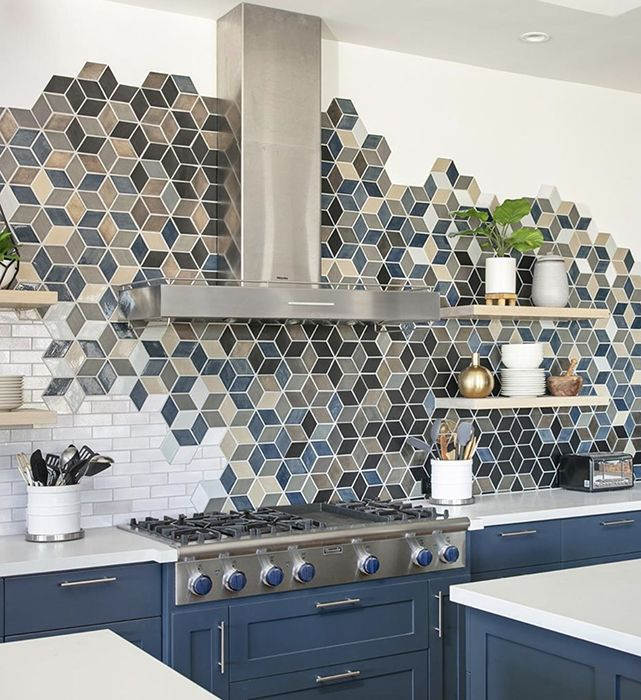 Chicago Mosaic and Subway Tile