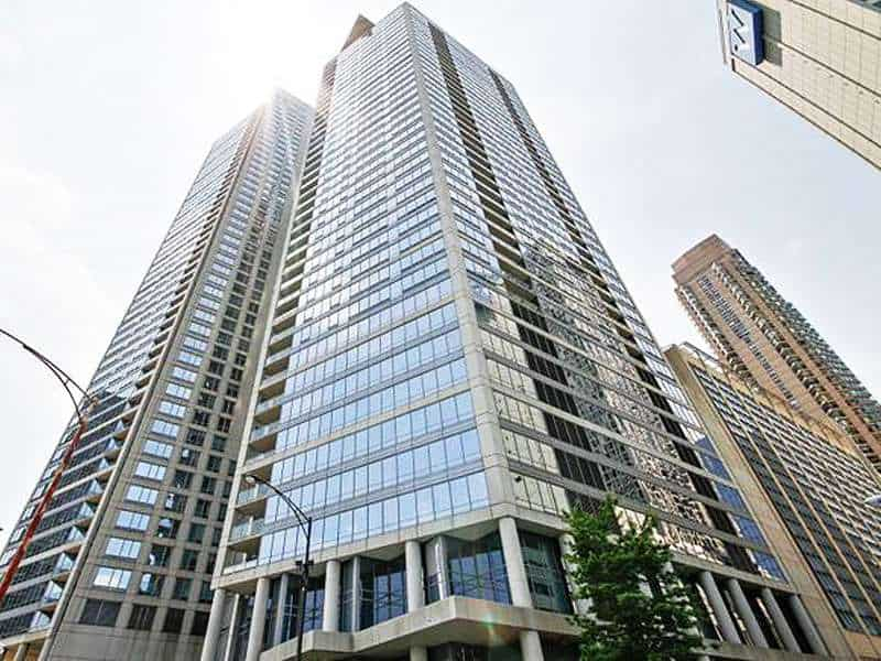 600 Lake Shore Dr Tower Condominium Remodeling at 600 N Lake Shore Dr in Streeterville