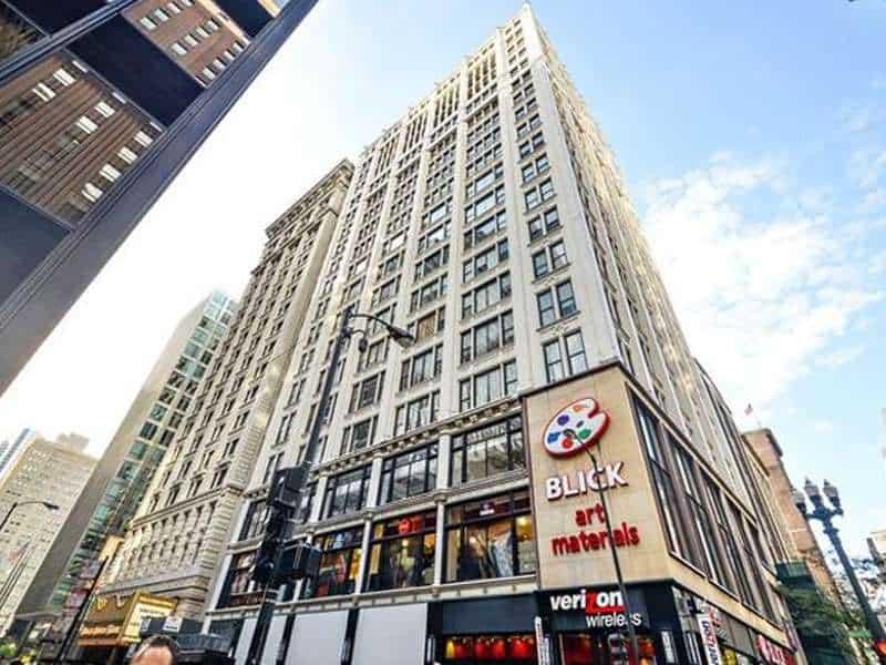 Metropolis Condominium Remodeling at 8 W Monroe St in Chicago Loop