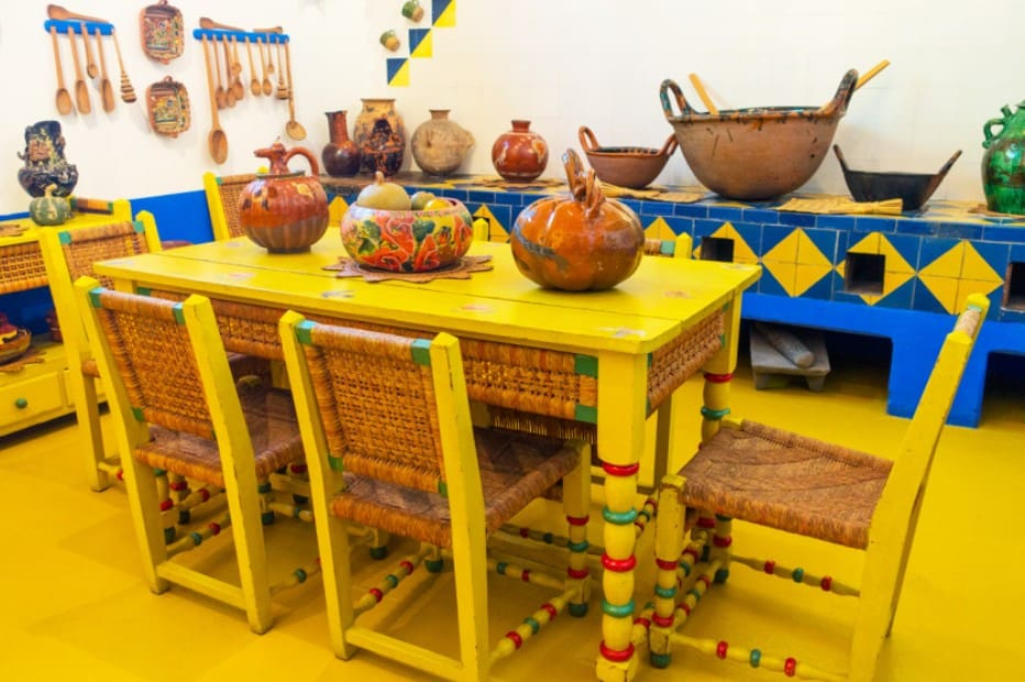 Design Inspiration: Frida Kahlo Kitchen
