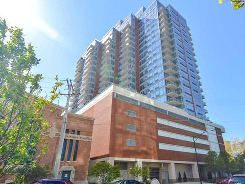 Prairie Pointe Tower Condominium Remodeling at 1600 S Prairie Ave in South Loop