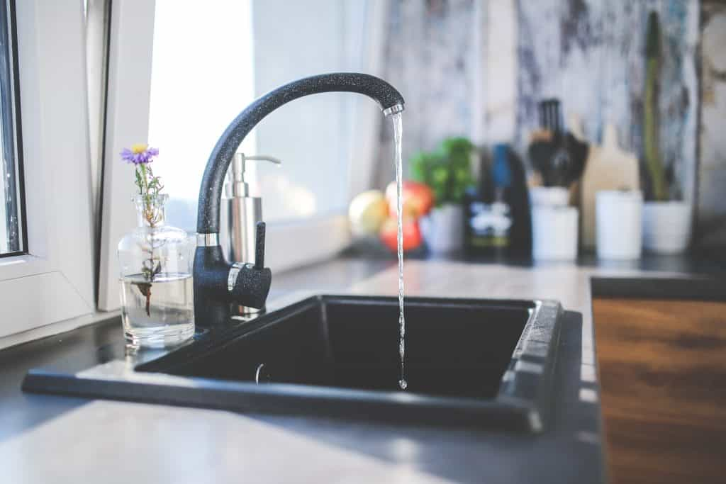 frozen faucet interior kitchen
