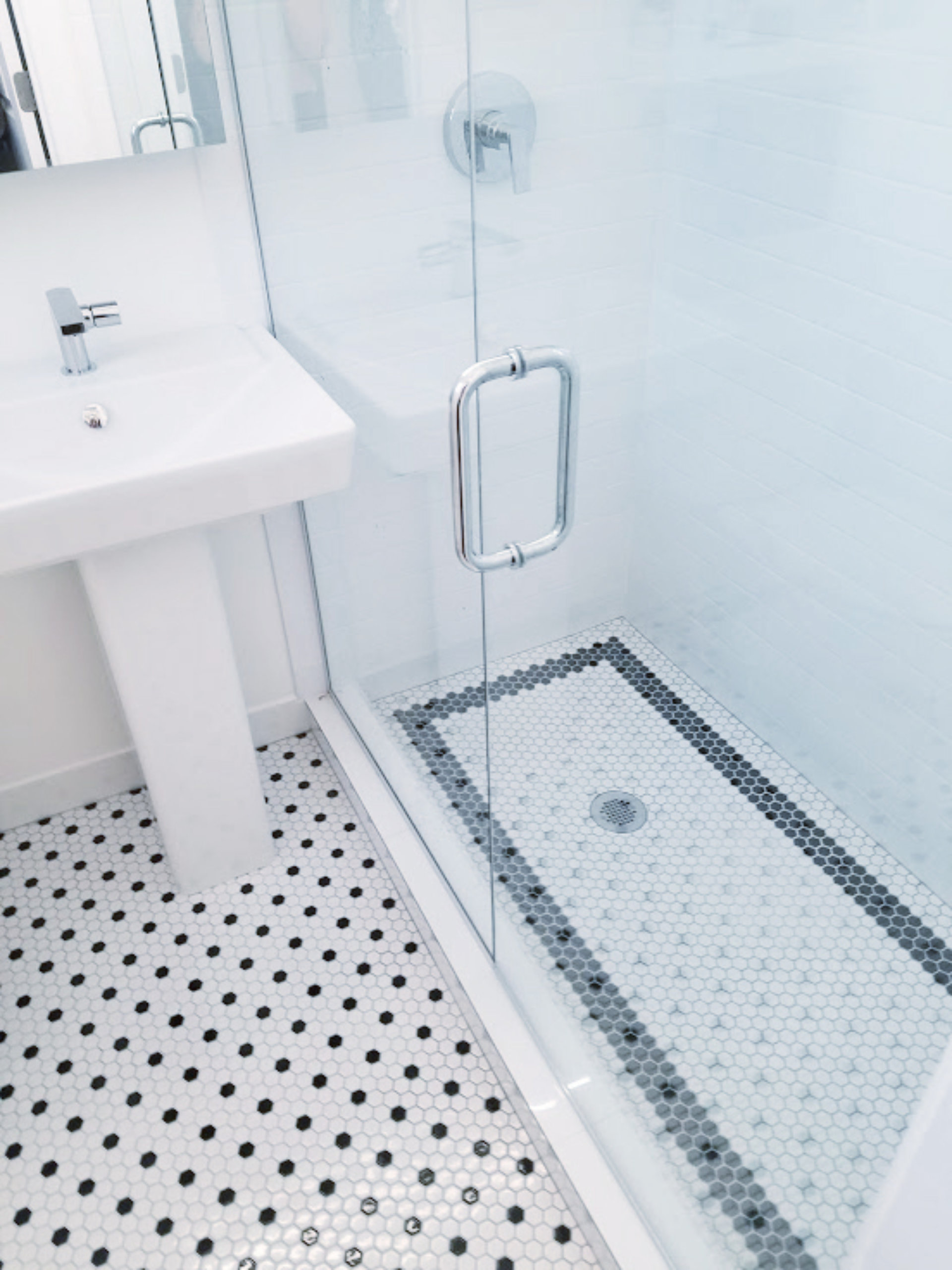 Chicago Albany Park Bathroom Shower Remodeling