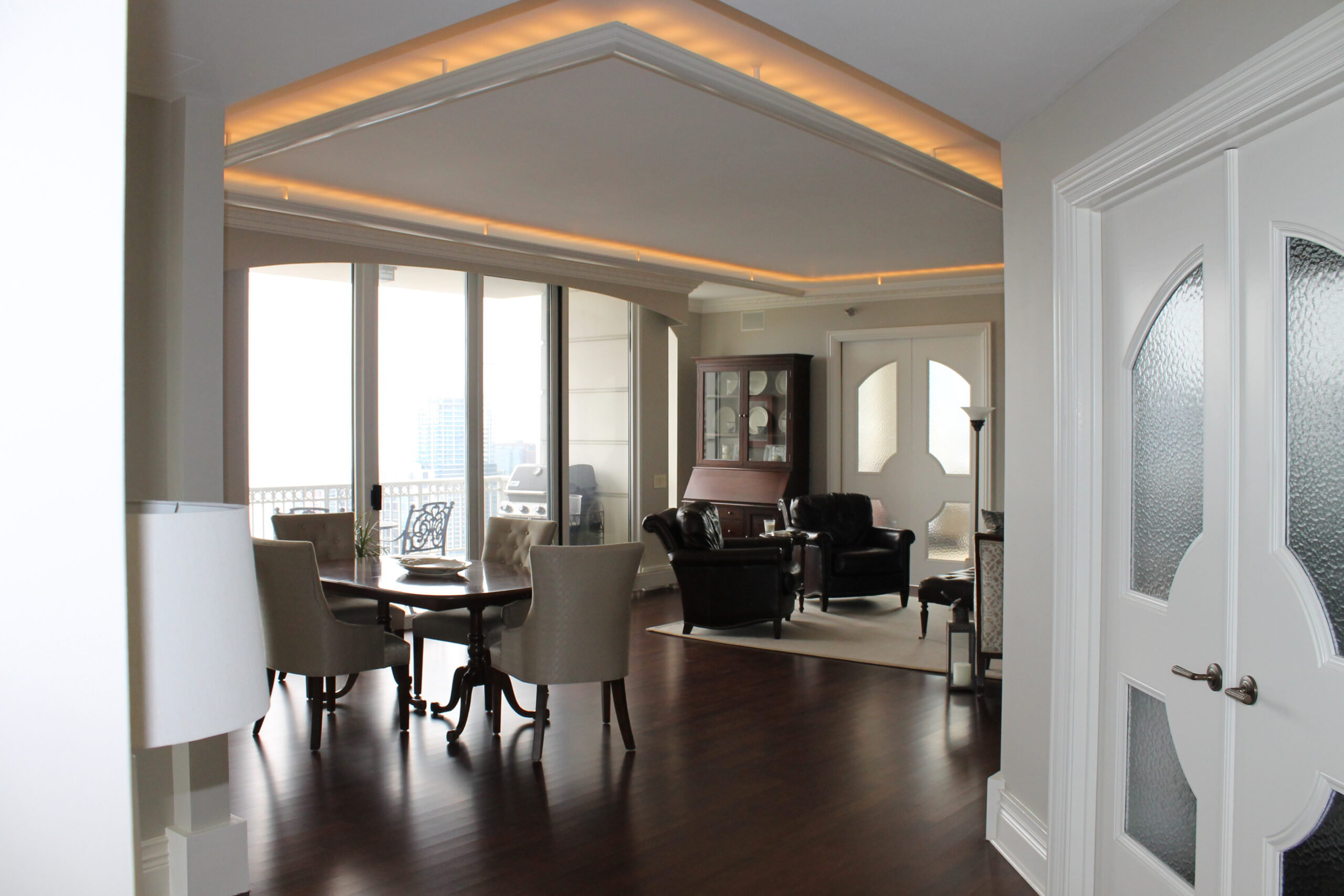 Chicago Magnificent Mile Condo Remodel