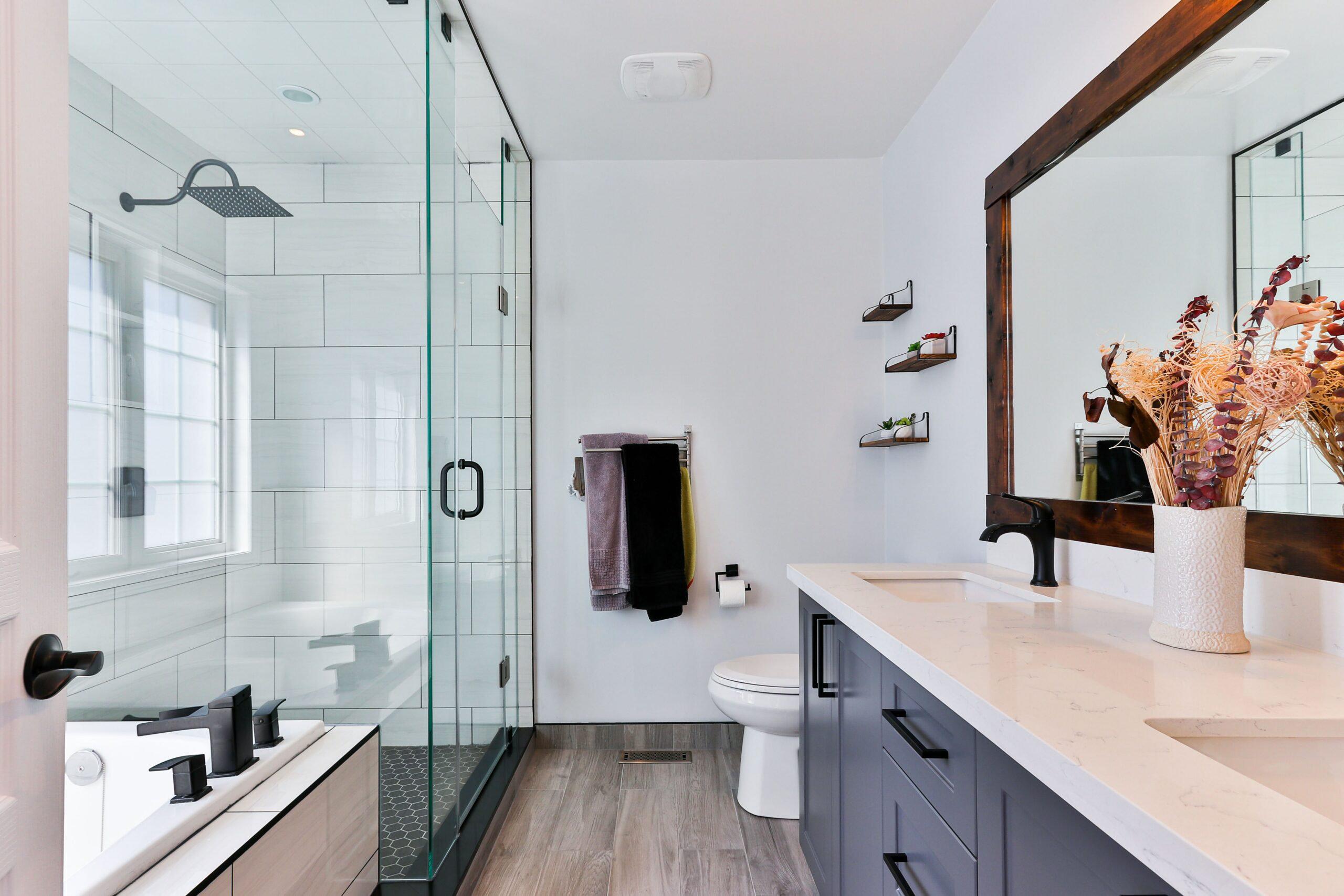 Chicago Modern Bathroom Remodel