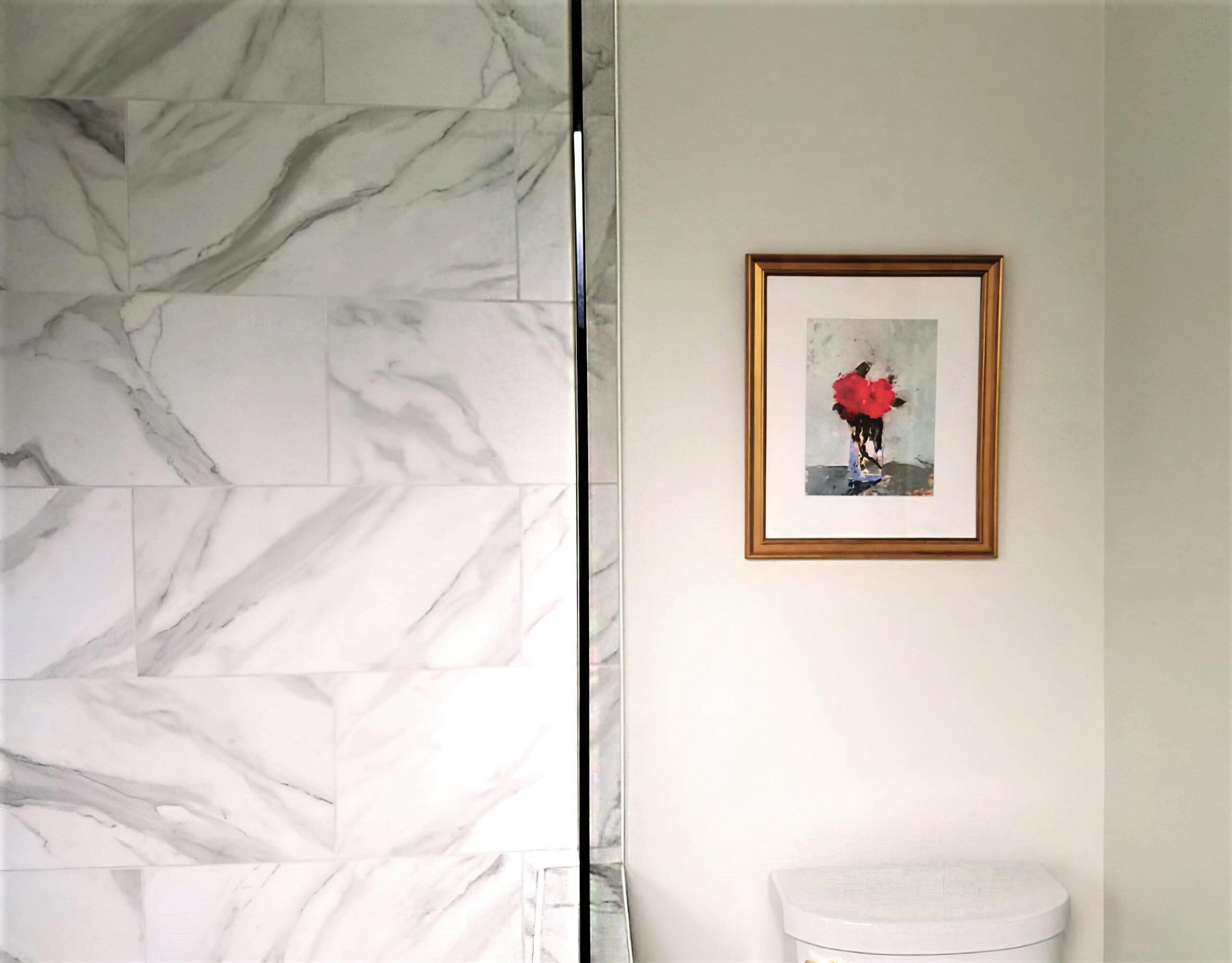 Chicago Ravenswood Master Bathroom Remodel