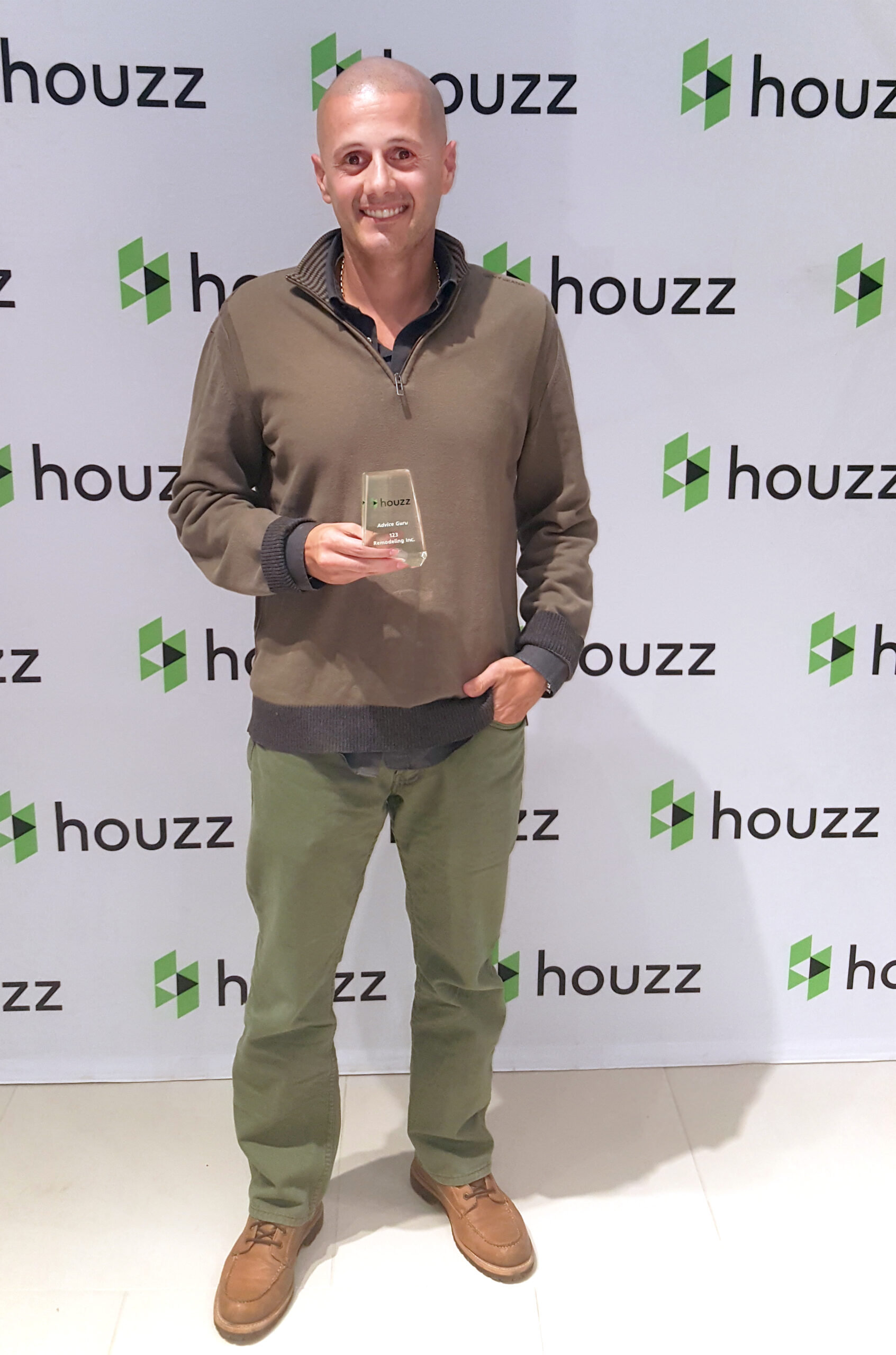 Sharone Lavi From 123 Remodeling At Houzz Award