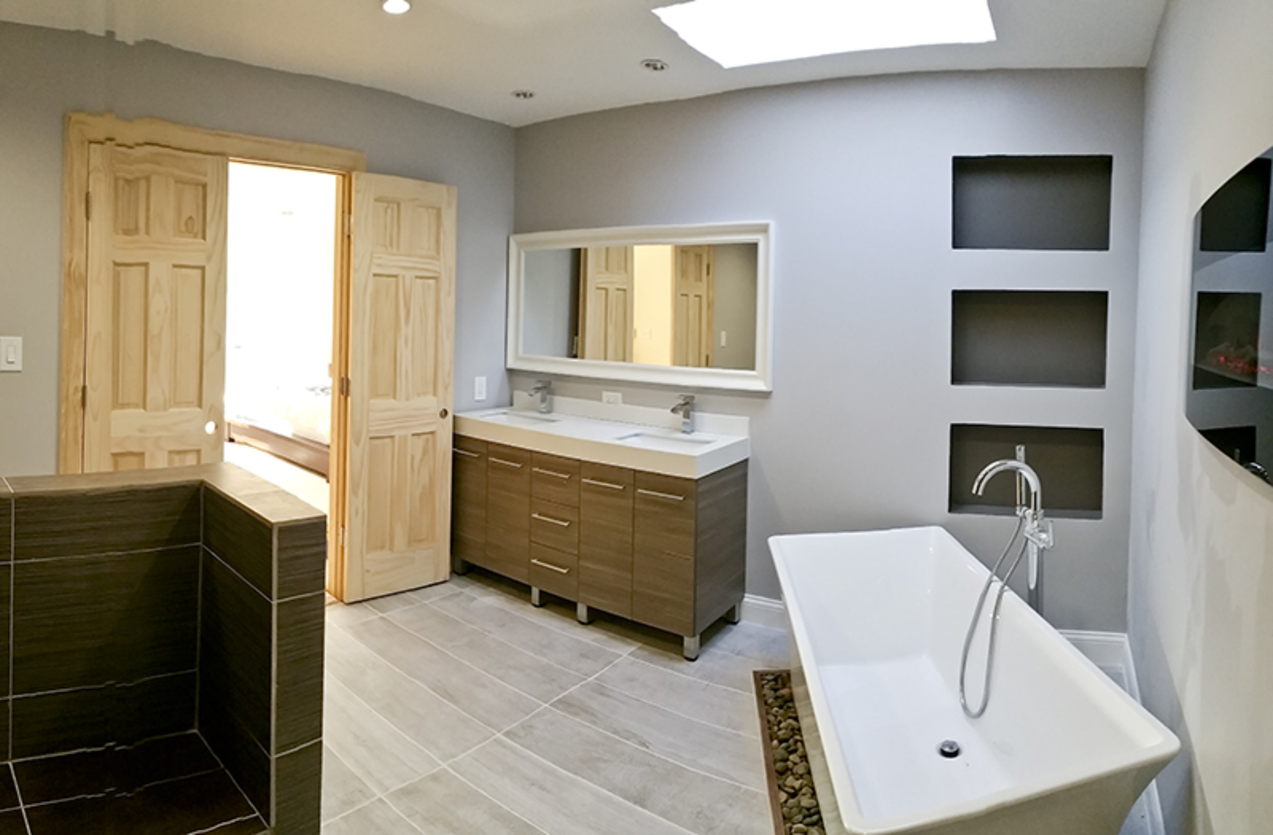 Skokie IL Bathroom Remodel