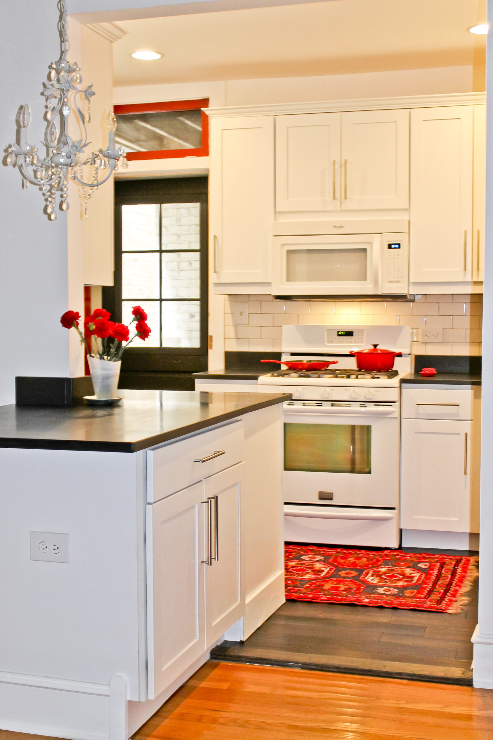 Small Kitchen Remodeling At Evanston IL