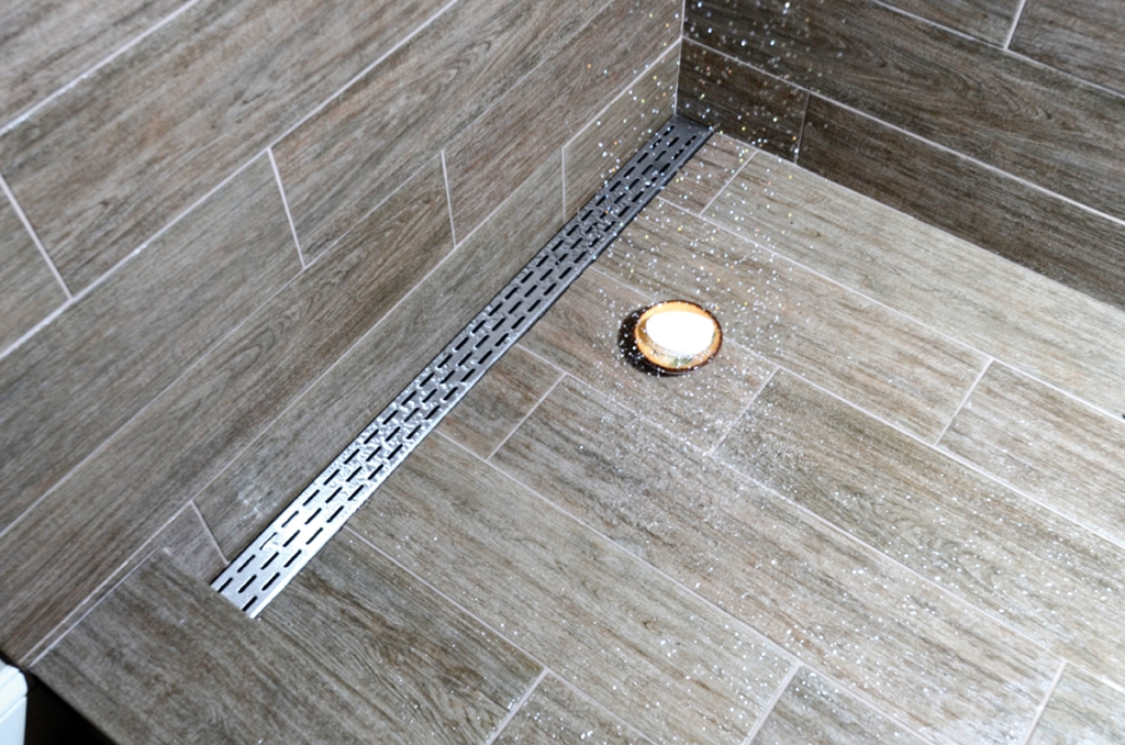 Shower Linear Drain Chicago