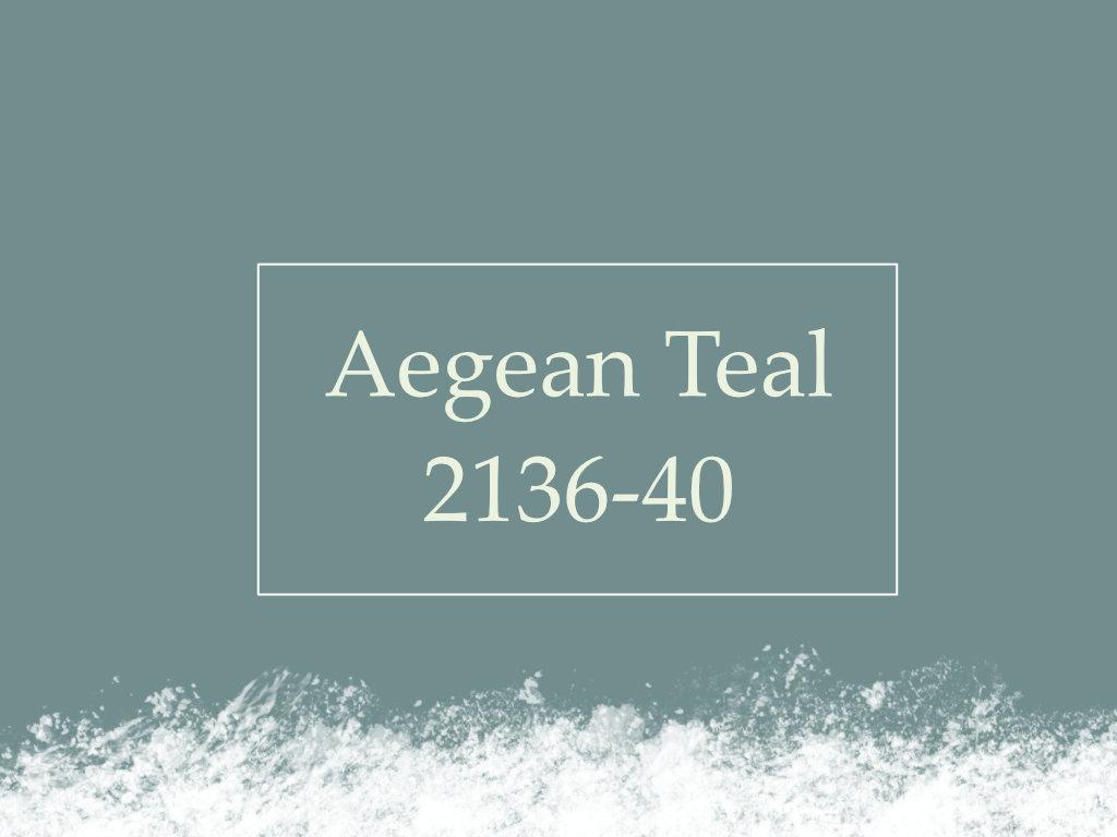 Aegean Teal 2136-40