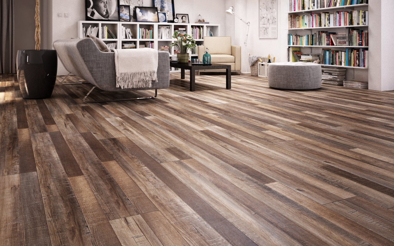 Chicago Vintage Chestnut Laminate Flooring