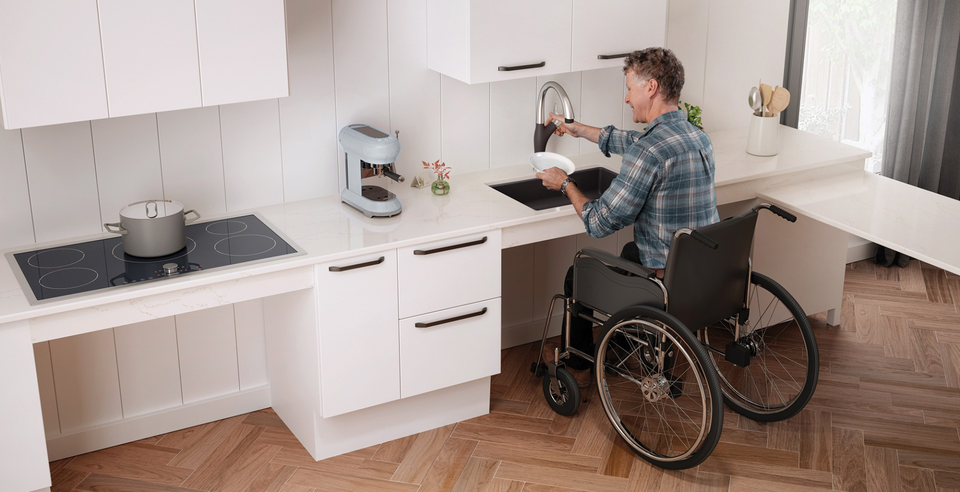 Accessible Remodeling For Handicap
