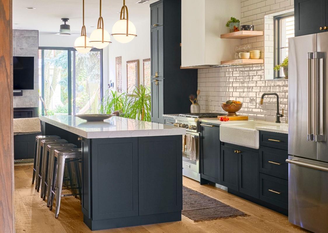 lake view kitchen renovation