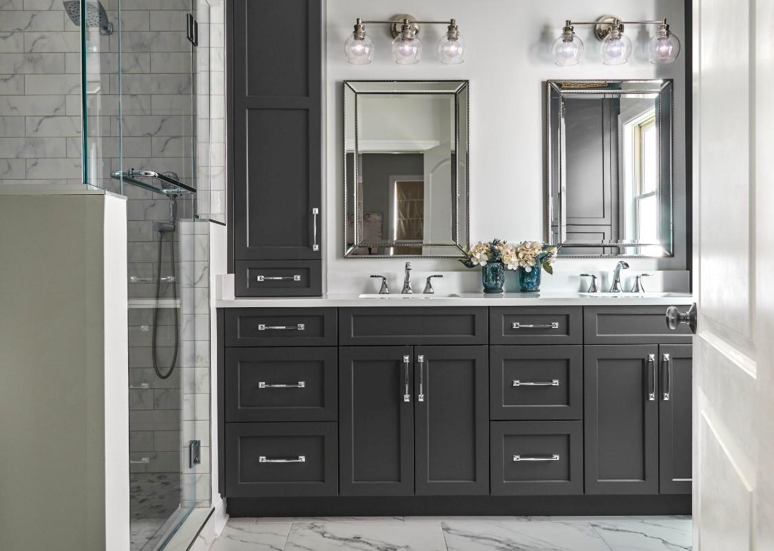 new eastside bathroom remodeling