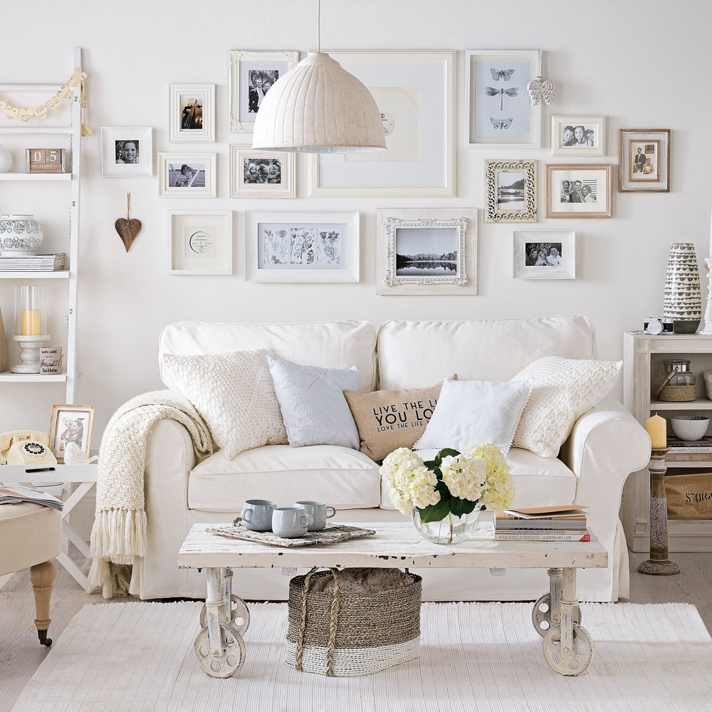 Shabby chic style design