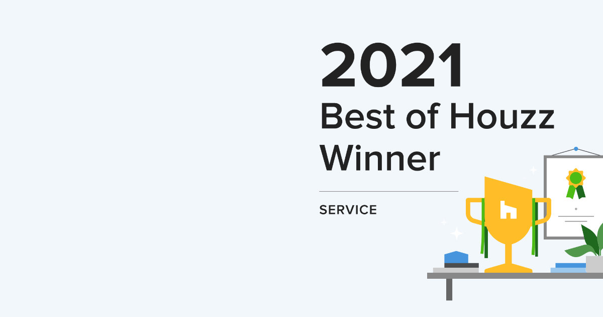 2021 Best of Houzz Service for 123 Remodeling