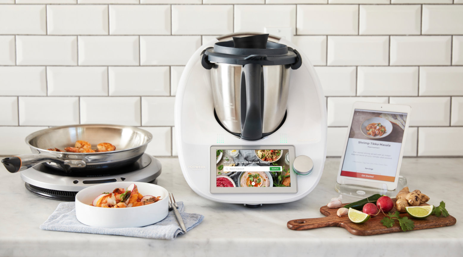 smart cooking appliances