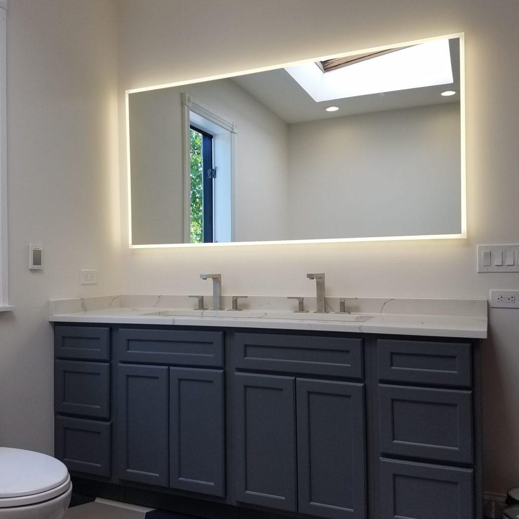 Row House Master Bathroom