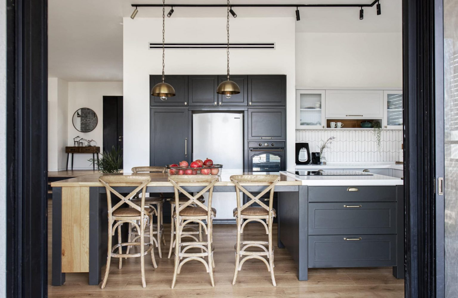 Chicago Logan Square Kitchen Renovation
